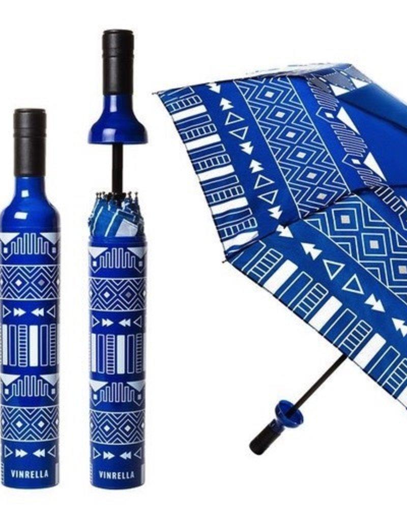 Vinrella Umbrella - Tribal Blue