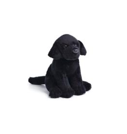 Black Labrador Beanbag