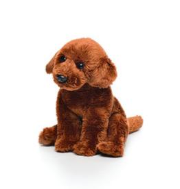 Chocolate Labrador Beanbag