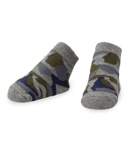 Mud Pie Camo Socks (0-12 Months)
