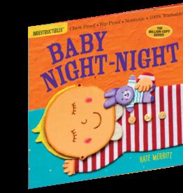 Workman Publishing Indestructibles: Baby Night-Night