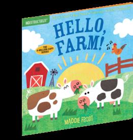 Workman Publishing Indestructibles: Hello, Farm!