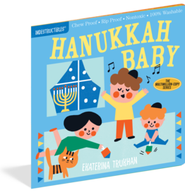 Workman Publishing Indestructibles: Hannukah Baby