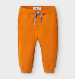 Mayoral Baby Boy Cuffed Fleece Pants