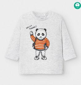 Mayoral Baby Boy Long-Sleeved Panda T-Shirt