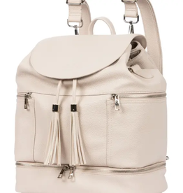 Citi Journey Pearl Faux Leather Diaper Bag Backpack