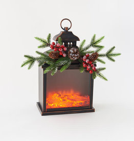 Moving Flame Firelight Lantern