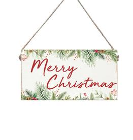 Merry Christmas Mini Plank