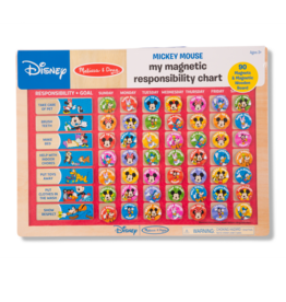 Melissa & Doug Mickey Mouse My Magnetic Responsibility Chart