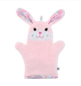 Zoocchini Bunny Bath Mitt