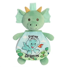 "Soft Books - 9"" Story Pals Soaring Dragon"