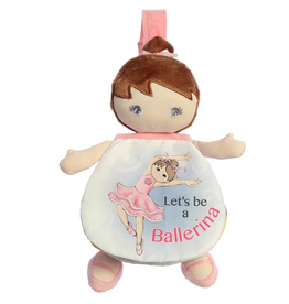 Soft Books - 9' Story Pals Let's Be A Ballerina