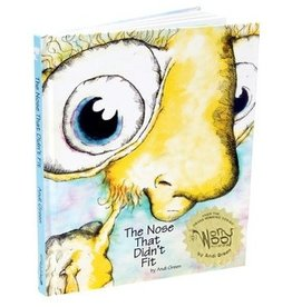 Monsters In My Head The Nose That Didn't Fit - Rue Book