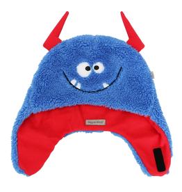 Reversible Sherpa Hat - Monsters