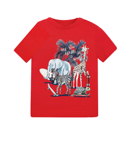 Mayoral Animal Safari T-Shirt