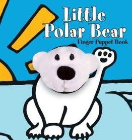 Hachette Little Polar Bear Finger Puppet Book