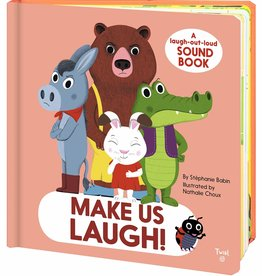 Hachette Make Us Laugh!