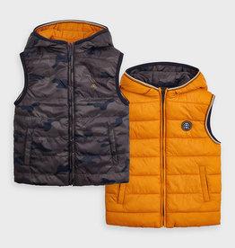 Mayoral Boy Reversible Padded Vest
