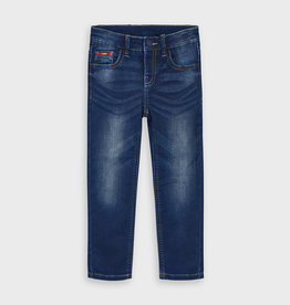 Mayoral Boy Slim Fit Denim Pants