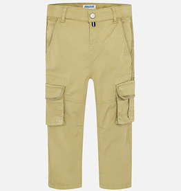 Mayoral Cargo Pants (Sand), 4 Years