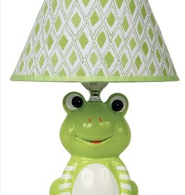 Freckles the Frog Lamp