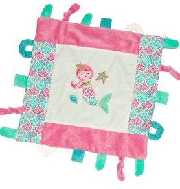 Maison Chic Coral the Mermaid Multifunction Blankie