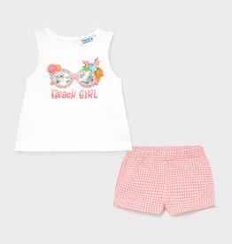 Mayoral Beach Girl Short Set