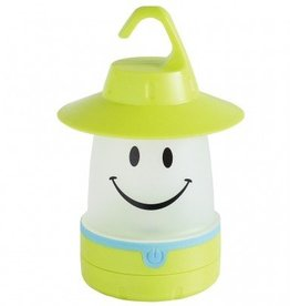 SMILE/LED Lantern - Lime