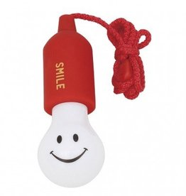 SMILE/LED Lamp - Red