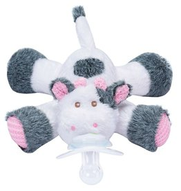 Paci-Plushies Buddies - Cutesie Cow