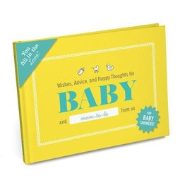 Guest Book: Baby Shower