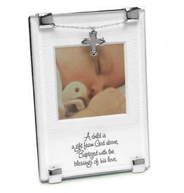 God's Gift Baptism Clip Frame