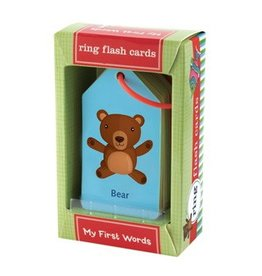 Hachette My First Words Ring Flash Cards