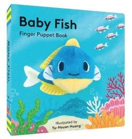 Hachette Baby Fish Finger Puppet Book
