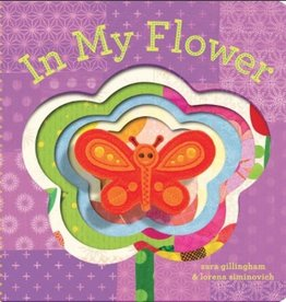 In My Flower Finger Puppet Book