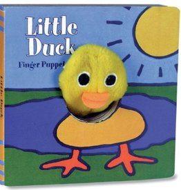 Little Duck Finger Puppet Book