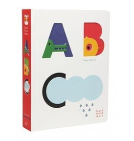 Hachette Touch Think Learn: ABC