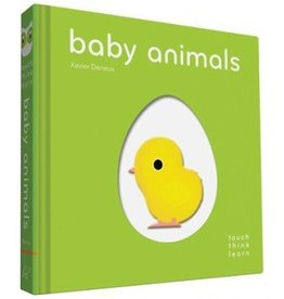 Touch Think Learn: Baby Animals