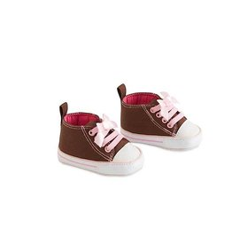 Pink/Brown Girls Shoes
