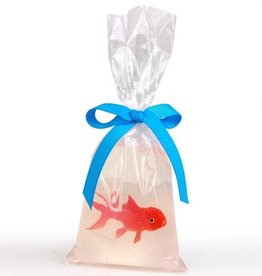 Goldfish Soap Bag