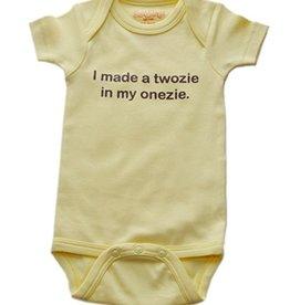 Twosie in My Onezie Onesie