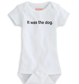 It Was the Dog Onesie