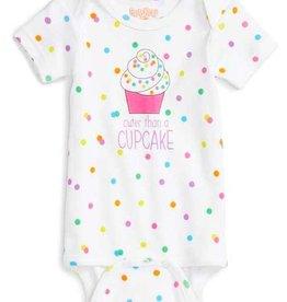 SaraKety Cupcake Cutie Onesie