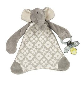 Emerson the Elephant Paci-Blankie