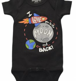 Moon and Back Onesie