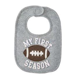 My First Season Football Bib