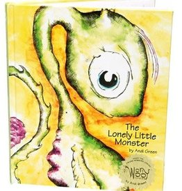 Monsters In My Head The Lonely Little Monster - Nola Book