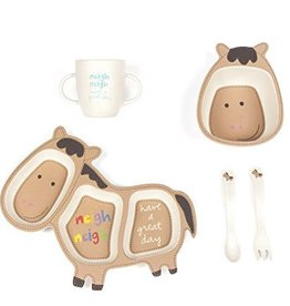 Holly Horse Shaped Set