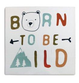 Born Wild Photo Swaddle