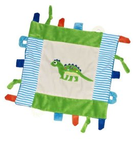 Danny the Dinosaur Multifunction Blankie